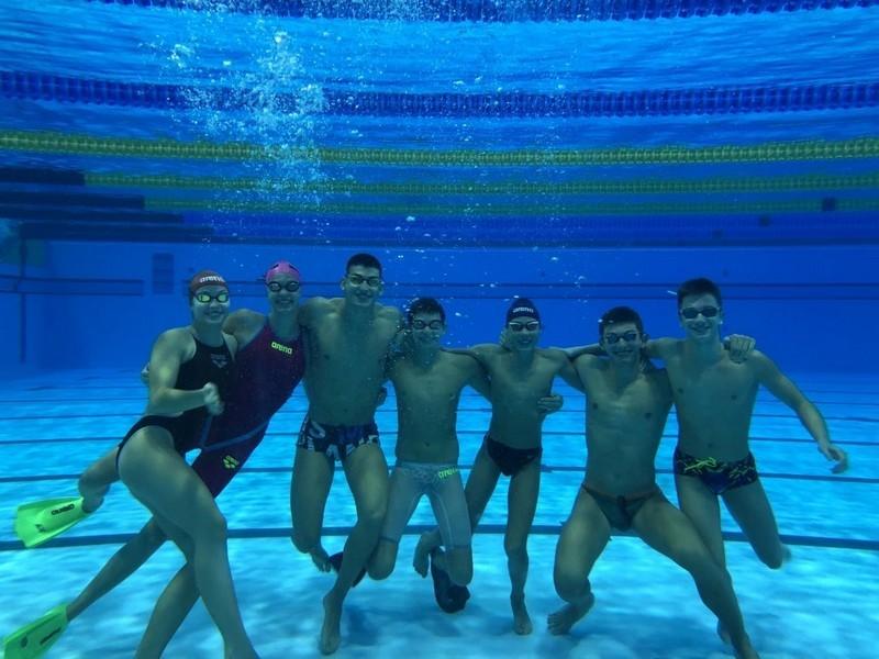 """I plivači """"Dubočice"""" se vratili u Leskovac sa 25 medalja"""