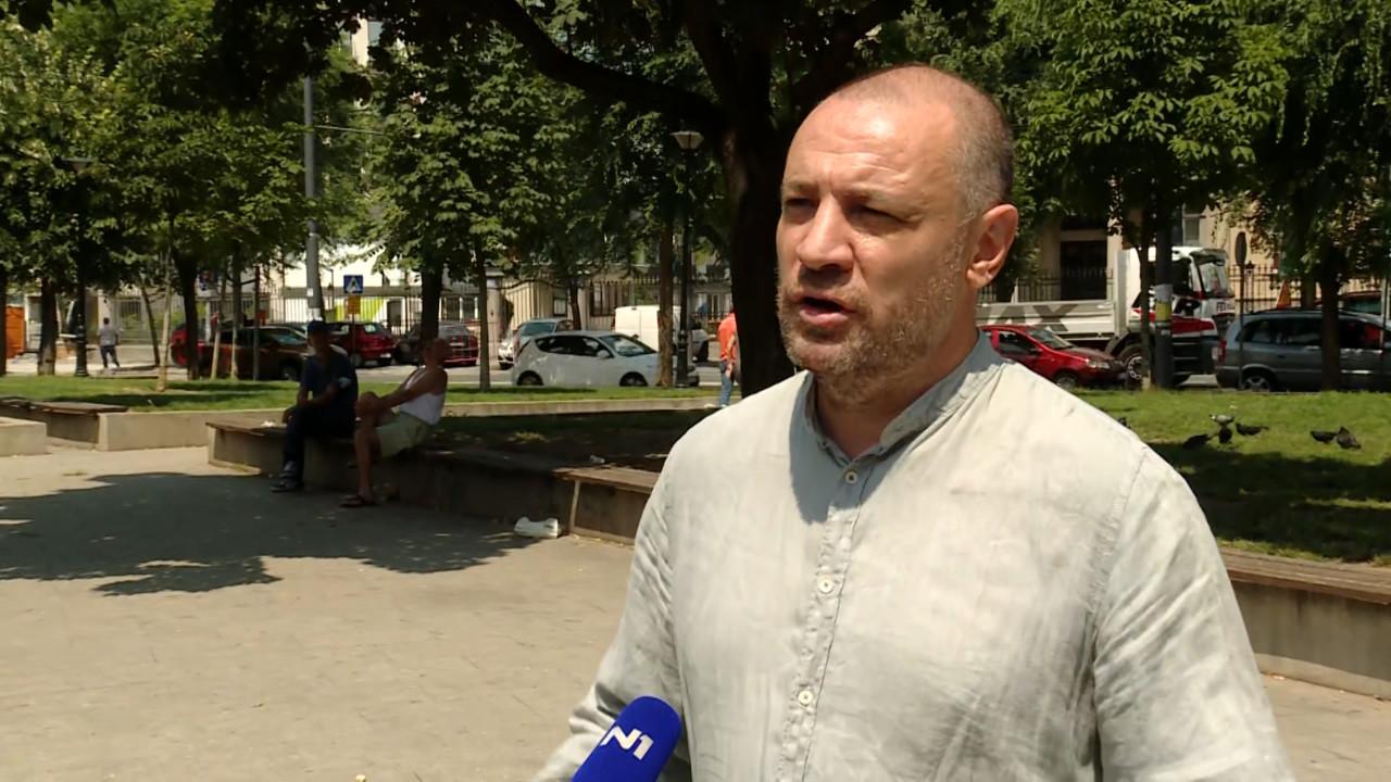 Cvijić: Pokušaj sprečavanja skandiranja protiv Vučića isti kao u vreme Belivuka