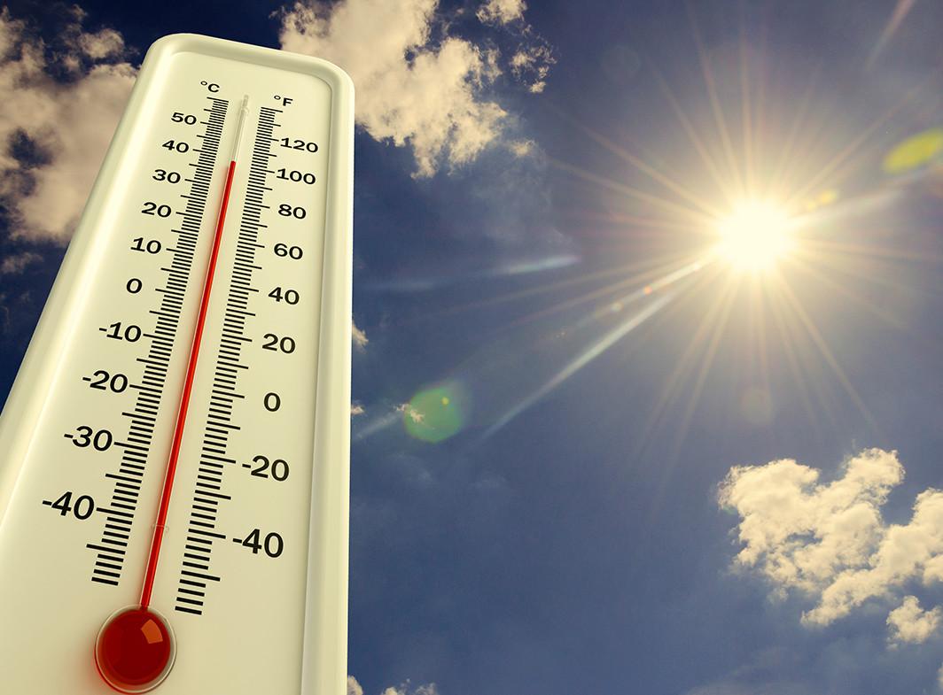 U Srbiji danas pravo LETO: Temperature rastu, uskoro prelazimo 40 stepeni!