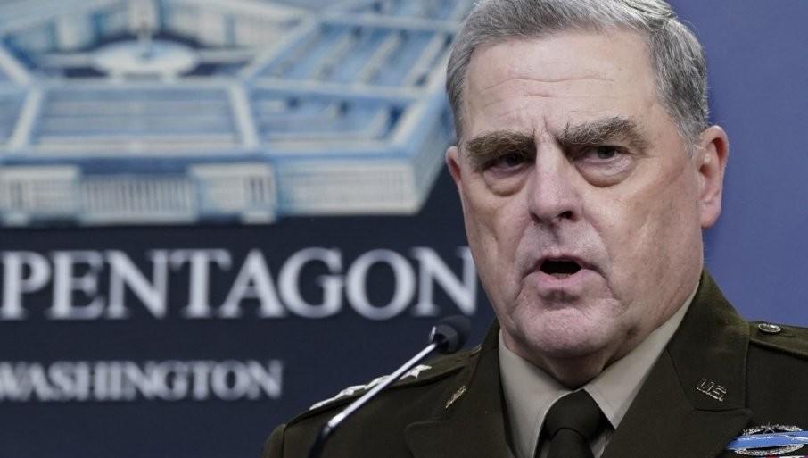 NOVA KNJIGA O TRAMPU: Bivši šef vojske SAD tajno zvao kineskog komandata