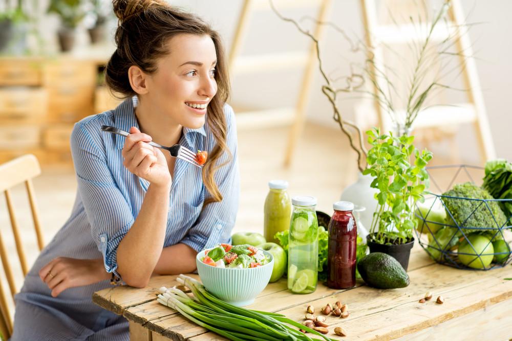 Za gubitak kilograma važno je i kako jedete