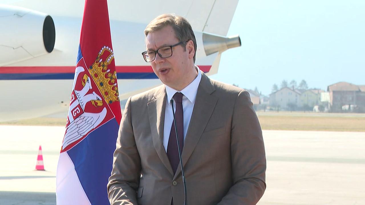 Vučić: Ne mislim da smo blizu vanrednog stanja, odlučiće Vlada