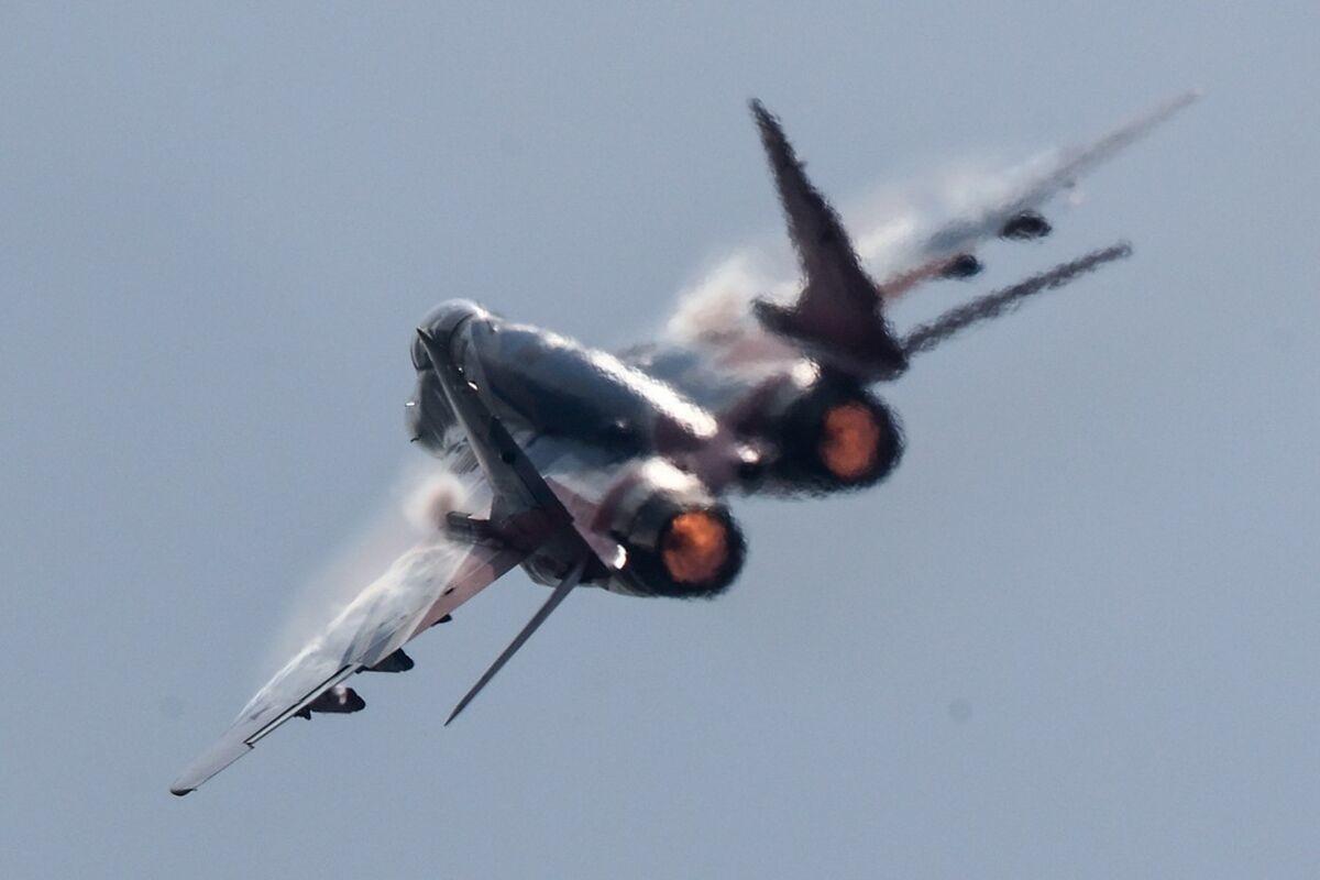 CRNOMORSKE VOJNE VEŽBE: Pao bugrski MiG, vežba gde su bili i srpski lovci, prekinuta