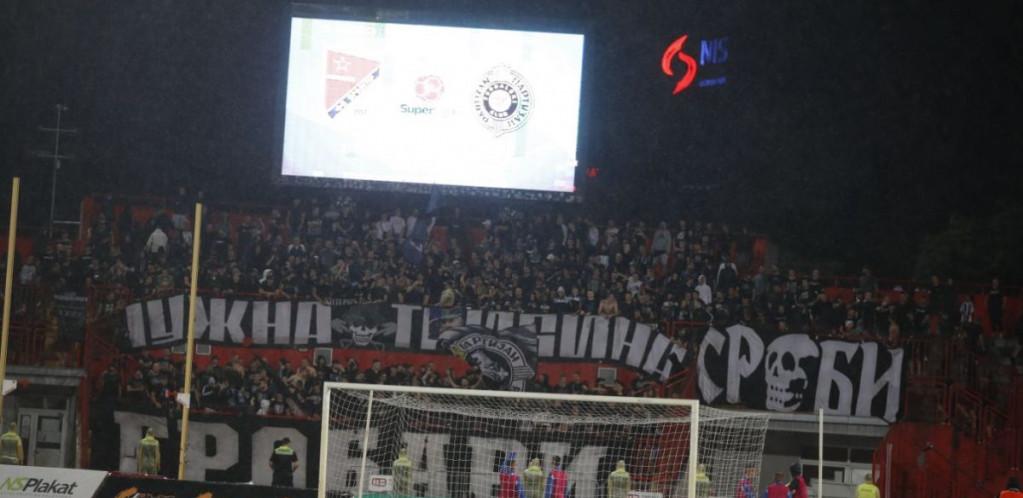 REAKCIJA IZ HUMSKE Partizan se odrekao svih koji su vređali predsednika Srbije