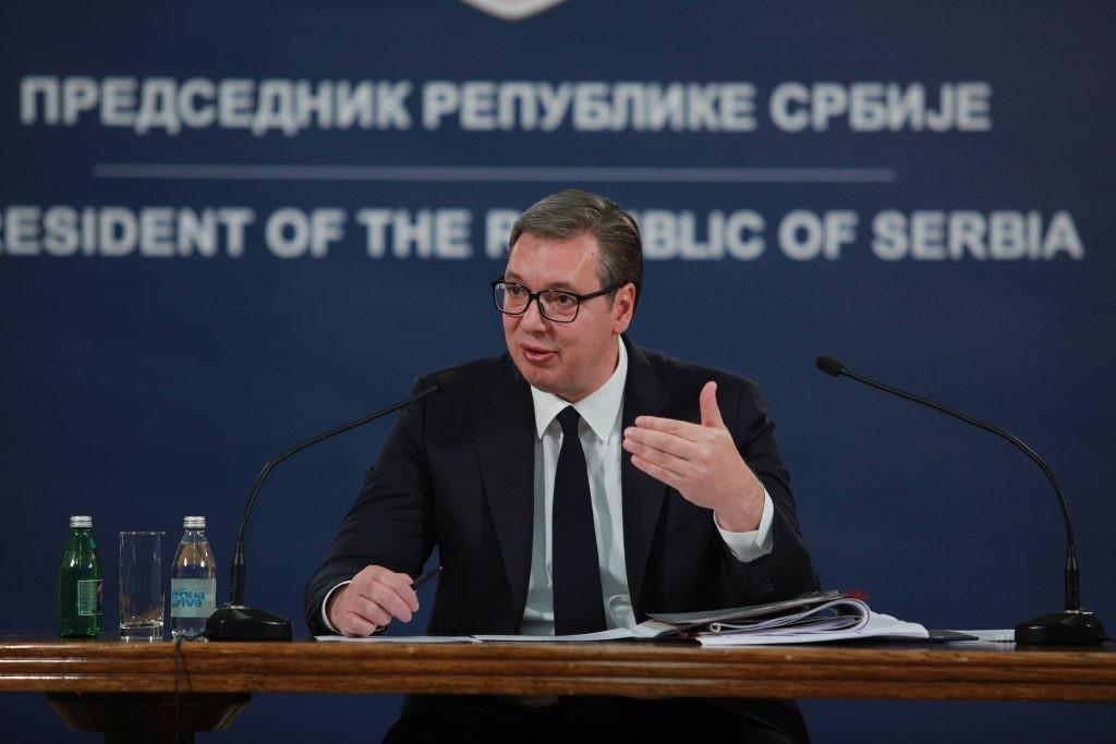Vučić: Članice SB UN koje nas kritikuju za nesaradnju s Hagom primenjuju dvostruke aršine