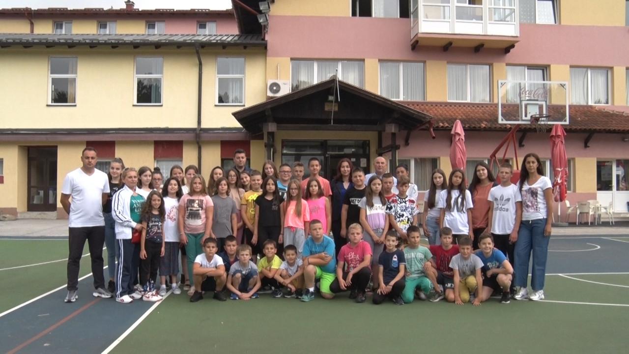 Užice omogućilo besplatan odmor za decu iz Leposavića (VIDEO)