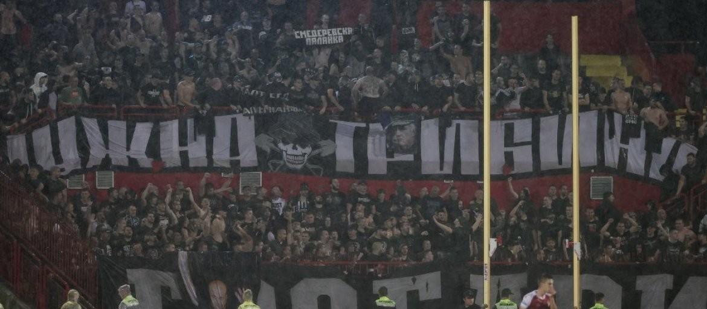 """OGRAĐUJEMO SE OD """"NAVIJAČA"""", NE STOJIMO IZA TOGA: Oglasio se Partizan povodom vređanja predsednika Vučića u Novom Sadu!"""