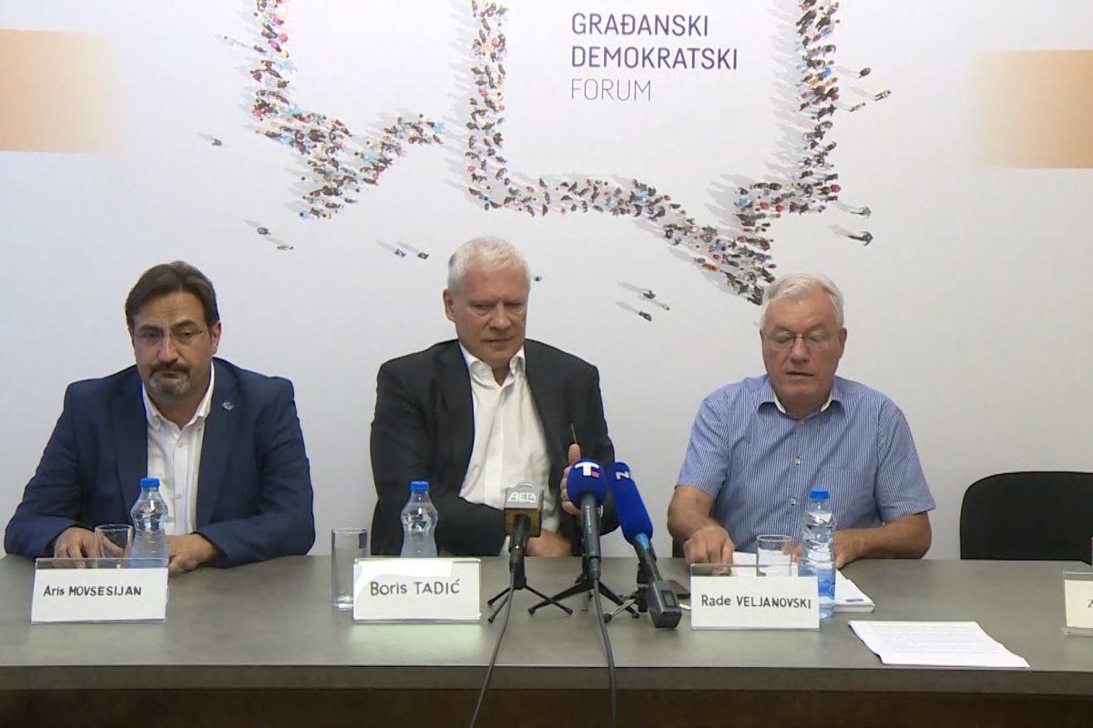 Opozicija čeka reakciju iz Brisela, hoće li 17. septembar promeniti tok dijaloga