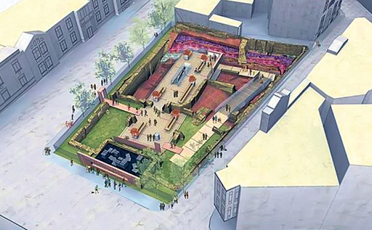 Меморијал на темељима Народне библиотеке Србије следеће године