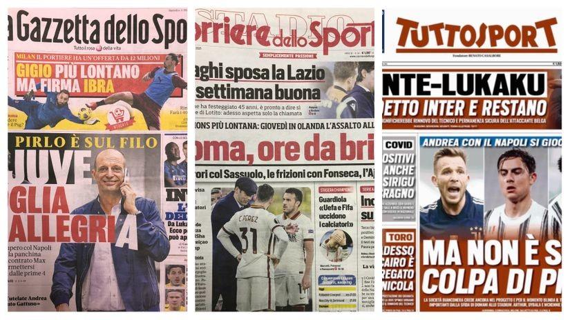 Buongiorno Italia: Vanja Milinković Savić spas za Torino