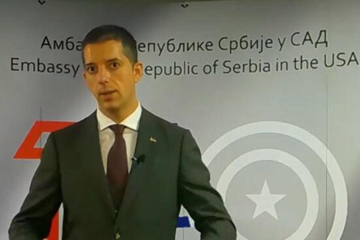 AMBASADOR ĐURIĆ O GOVORU PREDSEDNIKA VUČIĆA U SB UN: Borba da Srbija bude najuspešnija je najbolji odgovor