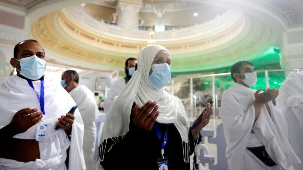 Na hadžiluku u Meki 60.000 ljudi, dozvoljeno samo vakcinisanima