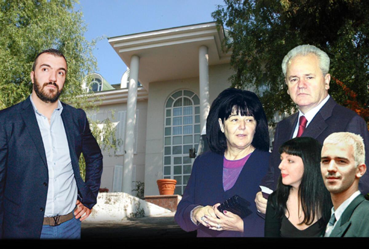 SVAĐA: Peković još pre pet godina kupio Miloševićevu vilu, a Mariji i Marku tek sada uplatio prvih 100.000 evra! ČITAJTE U KURIRU