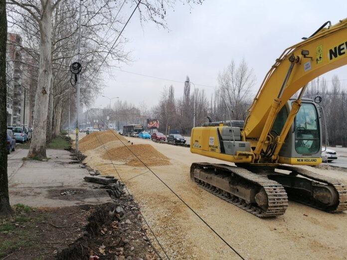 Dašić: Novi kružni tok na Bulevaru Nemanjića nema potrebnu dozvolu