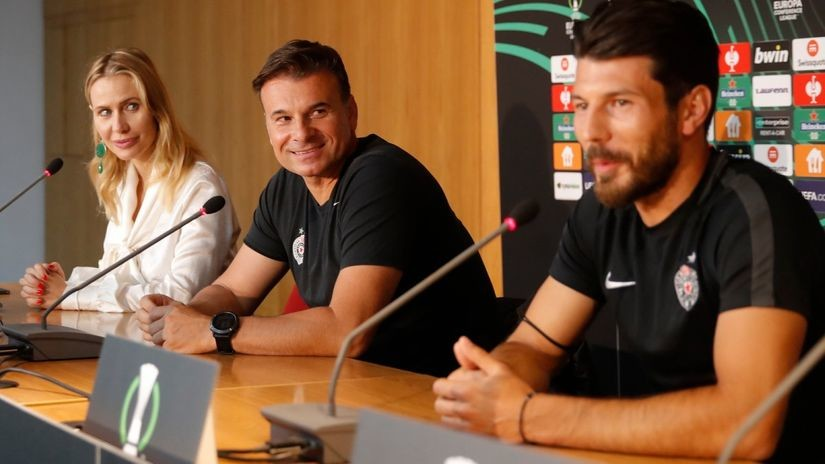 Stanojević: Remi je dobar rezultat, ali mi idemo ofanzivno