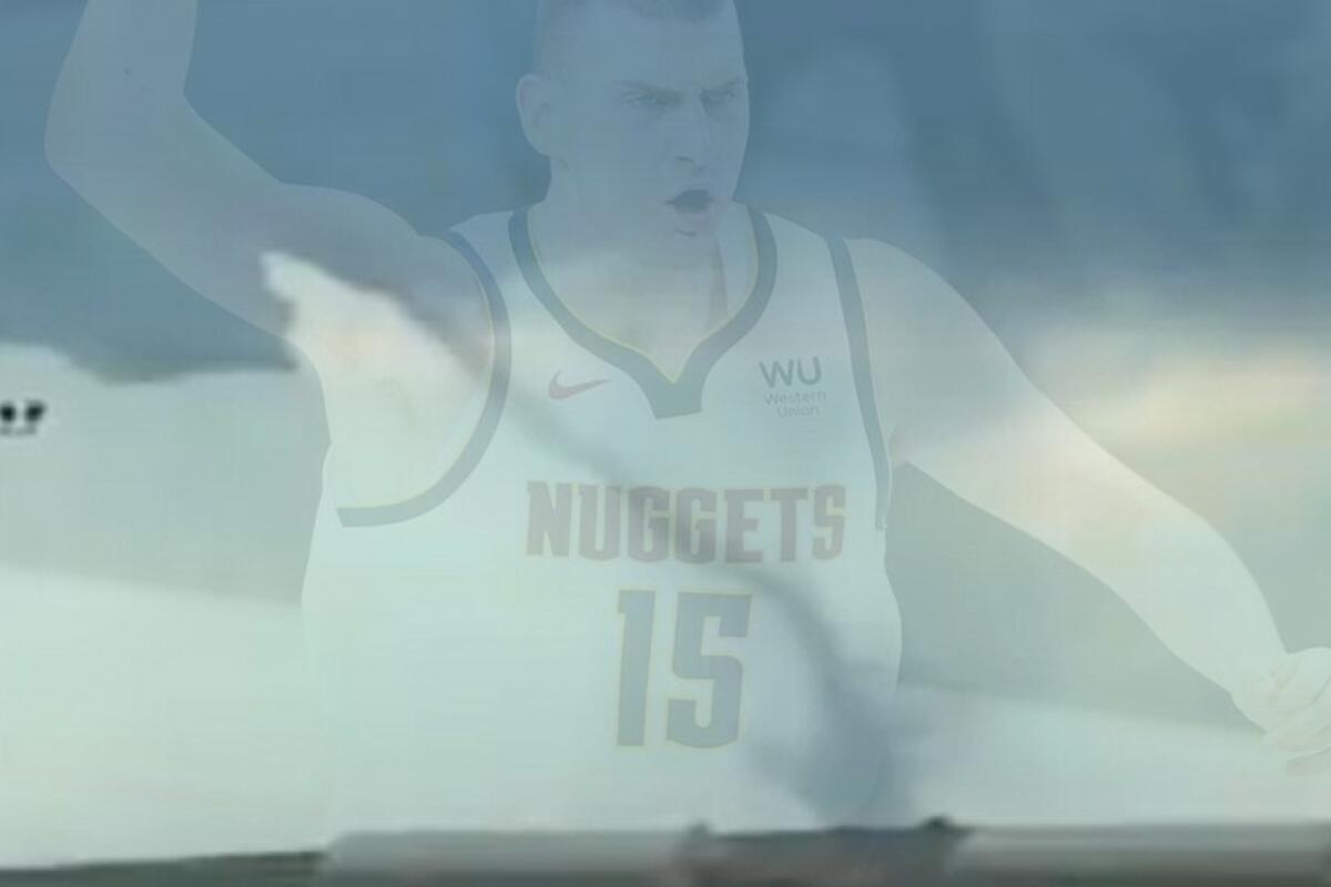 ČUDO U AMERICI! U trenutku kad je Jokić postao MVP u Denveru se pojavio TORNADO! (VIDEO)