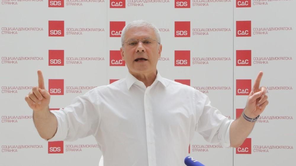 Boris Tadić nema pravo da osvaja mandat predsednika Srbije po treći put
