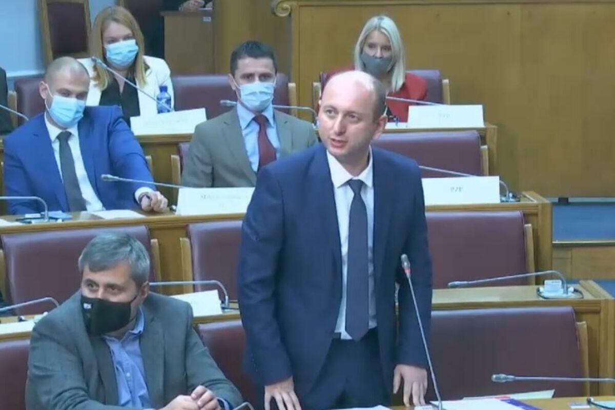 DEMOKRATSKI FRONT: Rezolucija o Pivi i selu Velika je zakasnela reakjcija sa elementima pokajništva!