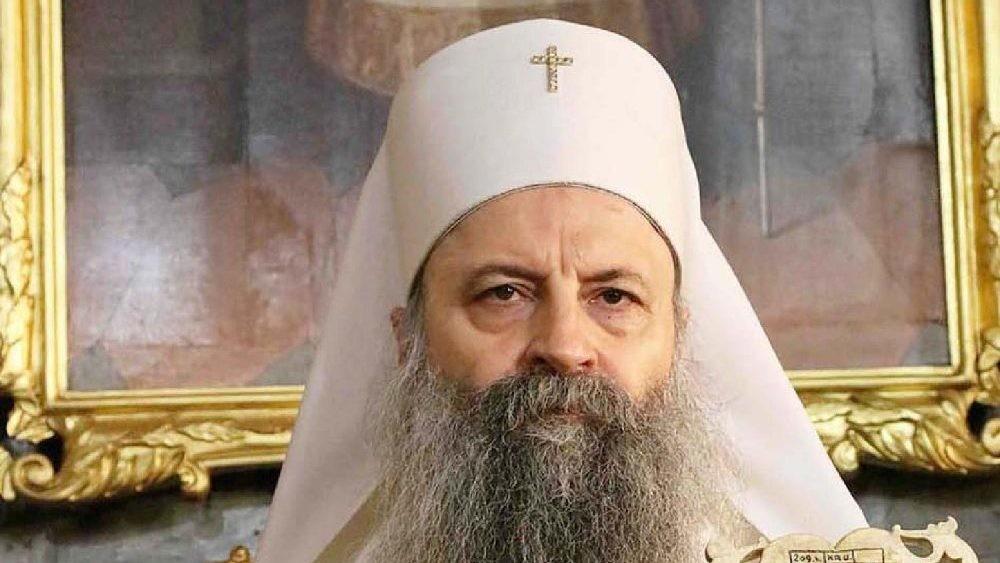 Patrijarh Porfirije 16. oktobra u zvaničnoj poseti Sarajevu