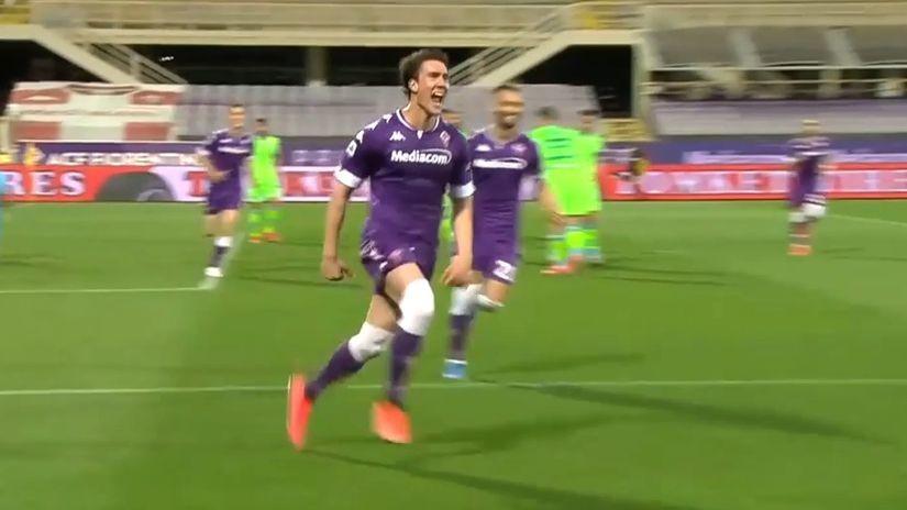 Njegov dar ne poznaje granice, 21 godina - 21 gol u Seriji A (VIDEO)