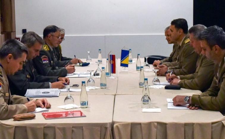 Мојсиловић на конференцији начелника генералштабова Балкана у Сарајеву