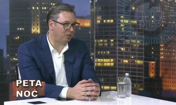 Vučić: Za manje od dva meseca biće potpisan ugovor za izgradnju prve deonice brze pruge Beograd-Niš