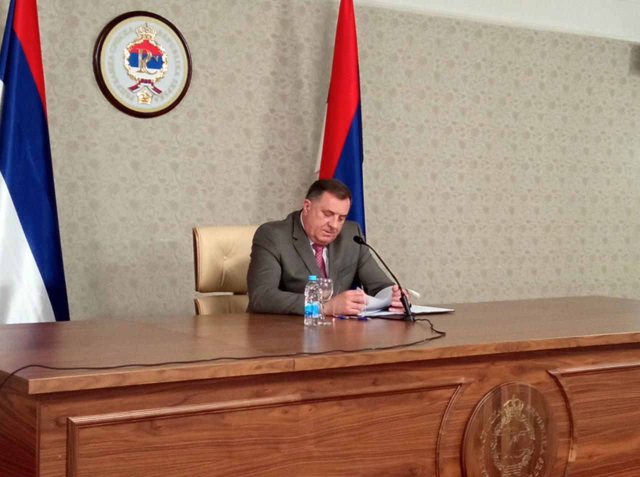RS's Dodik slams BH ambassador to UN over his speech, calls him 'man of scandal'