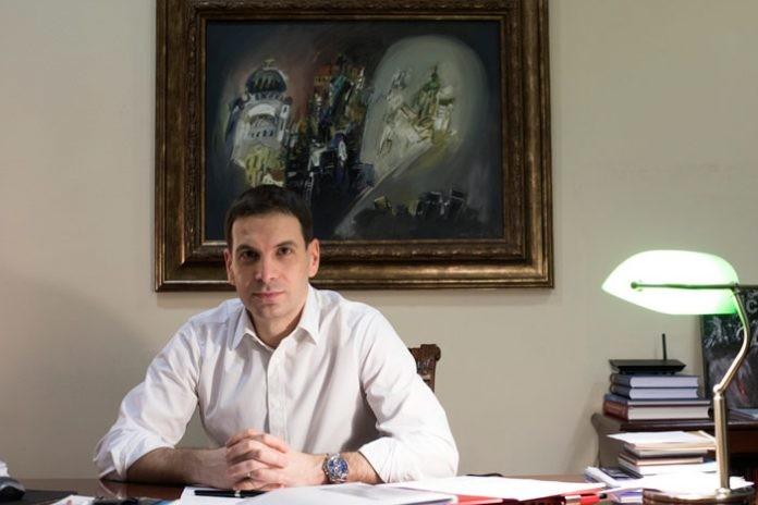 Miloš Jovanović kandidat za predsednika Srbije ispred koalicije NADA
