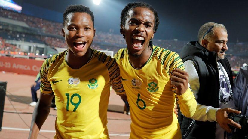AFRIKA: Drama na COSAFA kupu pripala Južnoj Africi, JKT Tanzanija preživela