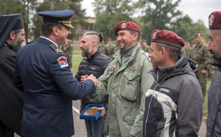 Обележен Дан 63. падобранске бригаде