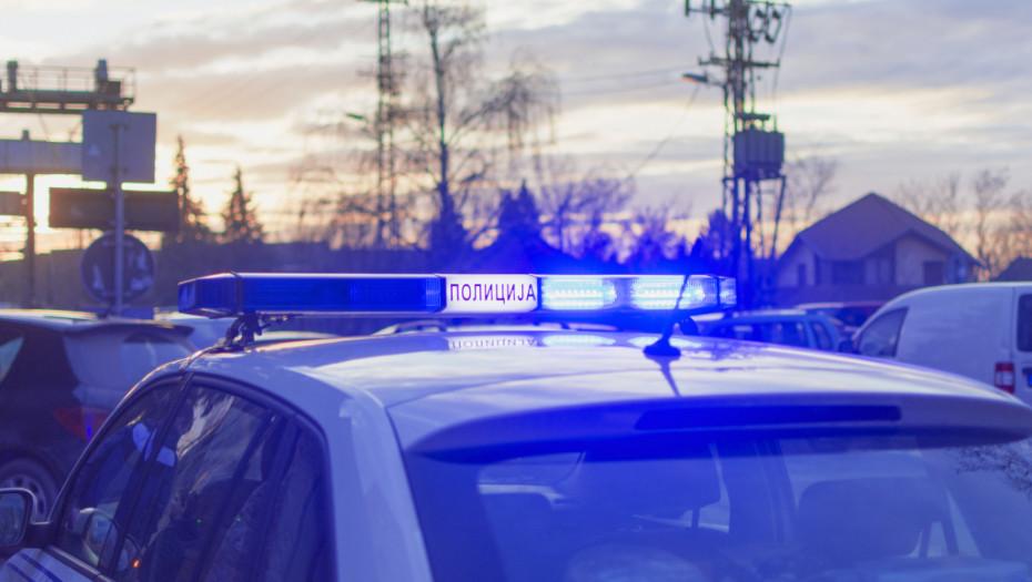 UHAPŠENA DVA MLADIĆA IZ LEBANA Vozili se kroz Leskovac pa pucali iz pištolja u vazduh!
