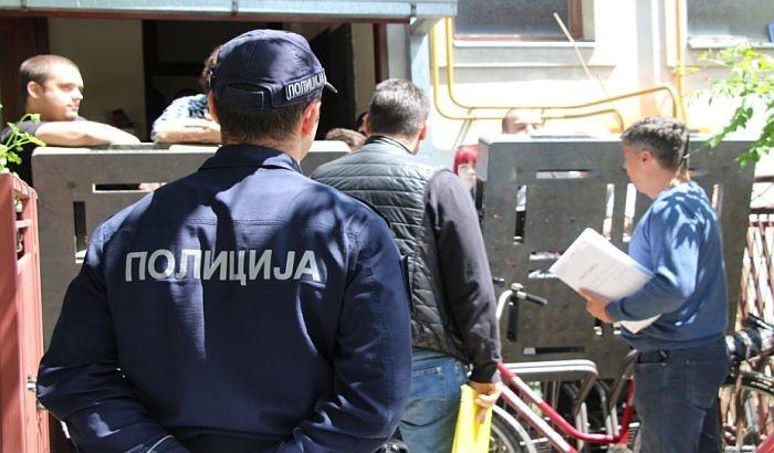 U Novom Sadu i Beogradu za dva meseca više od 20 krivičnih prijava protiv ljudi koji su sprečavali iseljenja
