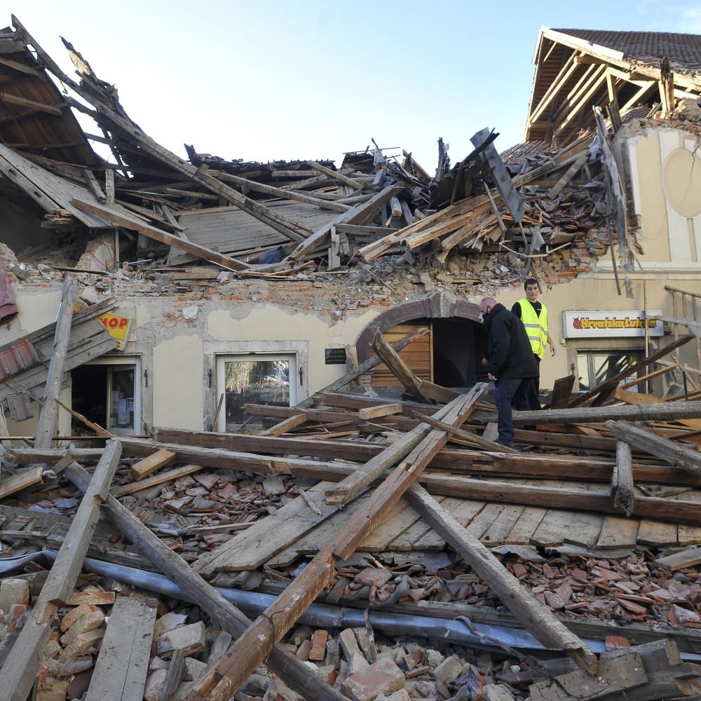 Boris Milošević: Pomoć za Baniju je i dalje potrebna