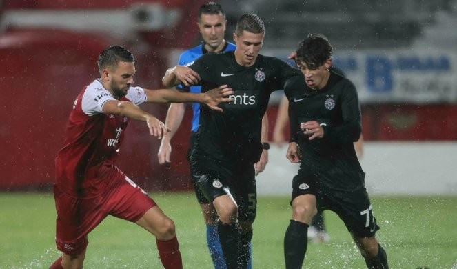 NAVIJAČI SU BILI BUČNI, DALI SU NAM VETAR U LEĐA! Danilo Pantić obećava još bolje igre Partizana!