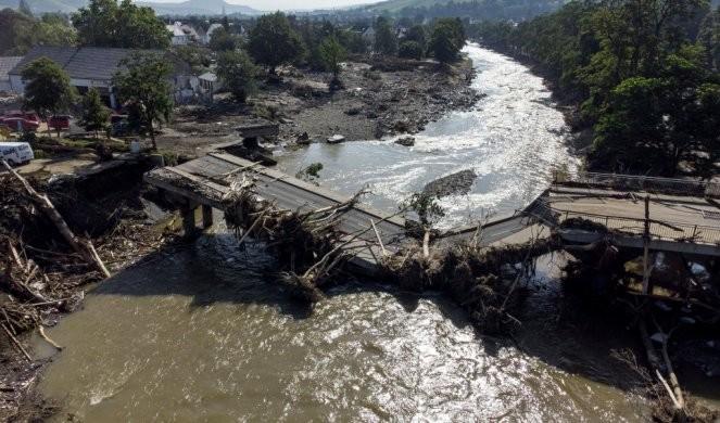 TUGA, u Belgiji potvrđena 31 žrtva poplave! Raste i broj NESTALIH, traga se za 163 osobe! /FOTO/