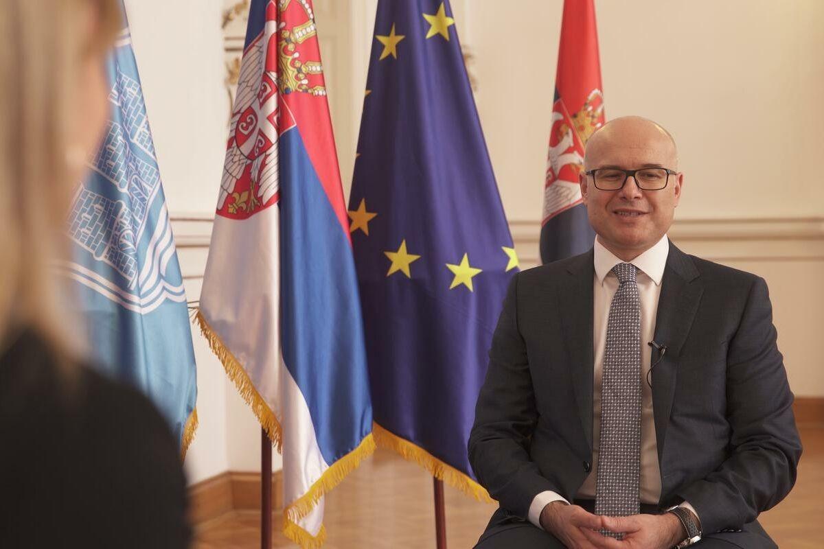 Vučević: Ponosan sam sto je Aleksandar Vučić održao lekciju iz čestitosti pred celom Evropom!