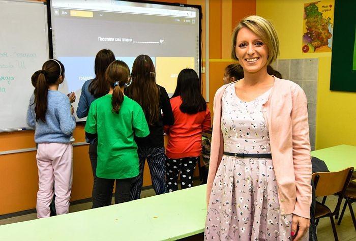 Učiteljica iz Novog Sada među najboljim edukatorima sveta