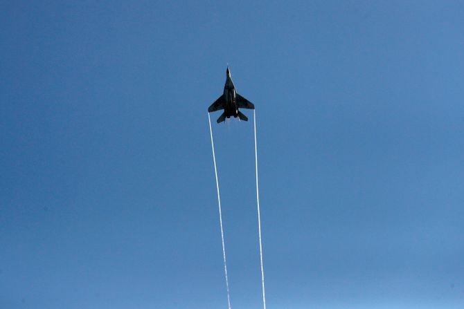 Bugarski vojni avion MiG-29 nestao sa radara