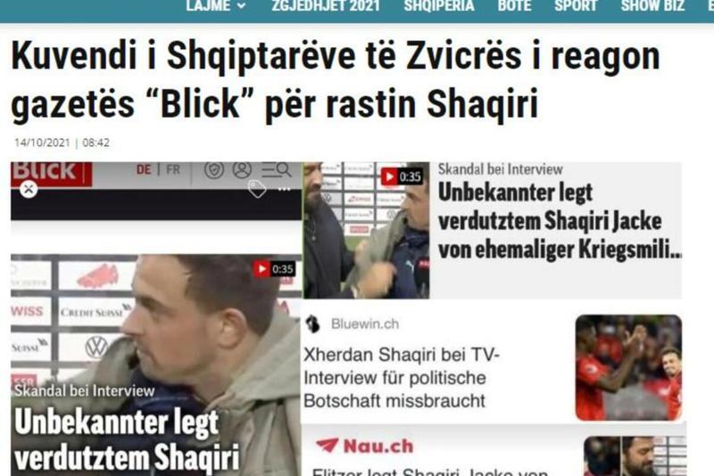 ALBANCI DOBILI NERVNI SLOM ZBOG KURIRA Razapinju švajcarske medije, jer su zbog nas UČK konačno nazvali TERORISTIMA! POBEDA ISTINE
