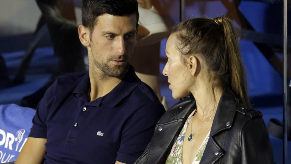 FRUSTRIRANA SAM, DOŠLO JE DO MIMOILAŽENJA! Jelena Đoković šokirala javnost, postoje problemi u braku sa Novakom! (FOTO)