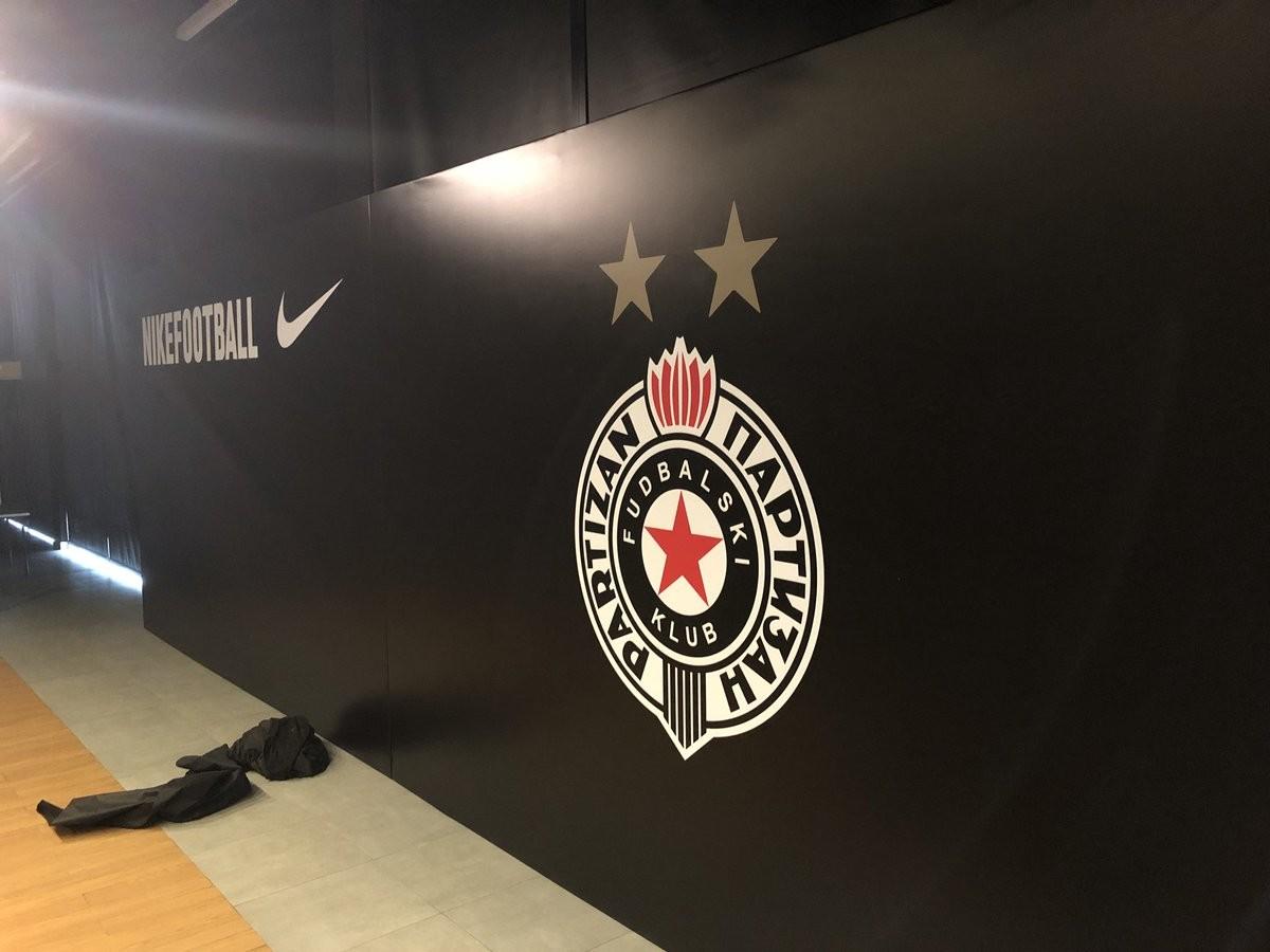 Oglasio se Partizan: Evo šta poručuju nakon vređanja Vučića u Novom Sadu