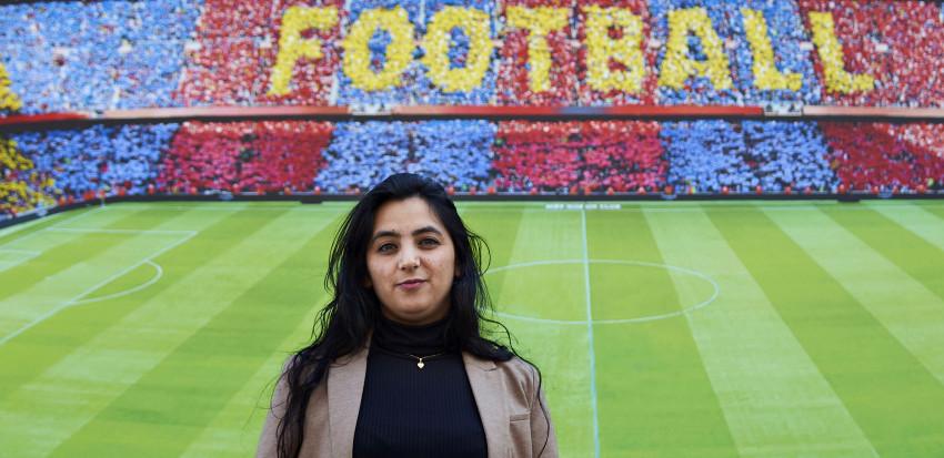SPASILE SU SE Avganistanske fudbalerke uspele da prebegnu u susednu zemlju