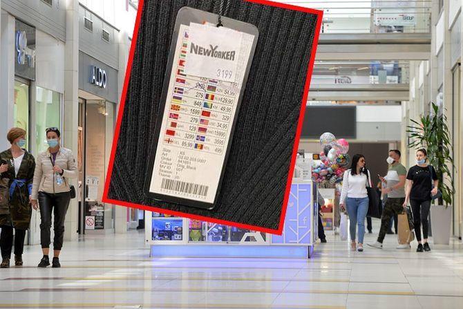 Lažna akcija novi trik trgovaca u Srbiji: Nalepe preko cene istu, i misle da nećemo primetiti