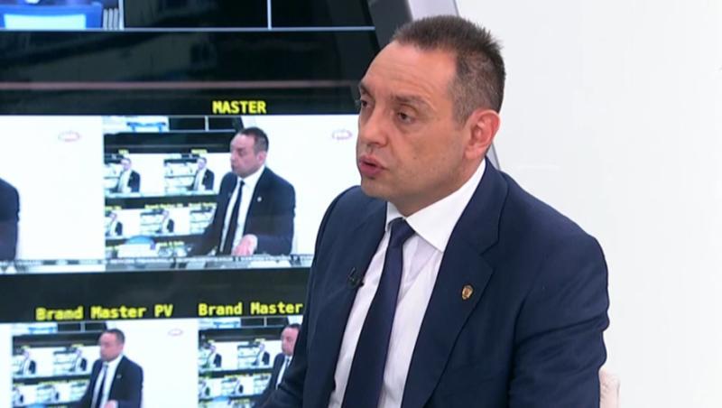 MINISTAR VULIN: Kurti je kukavica koja ne mari za živote ni Srba, ni Albanaca!