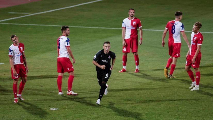 Karte promešane, Natho najjači štih u Novom Sadu: Partizan duplom pobedom otvorio sezonu (VIDEO)