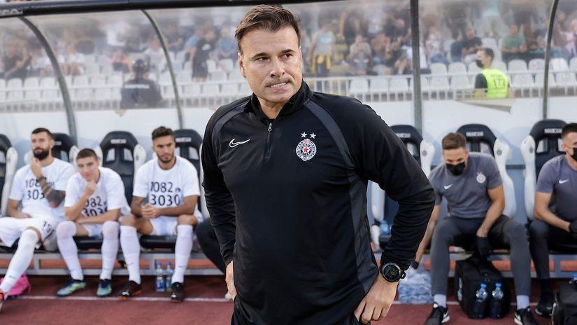 Bes Aleksandra Stanojevića: Skandal je što se odlažu utakmice zbog virusa, nismo svi ovde zbog Zvezde