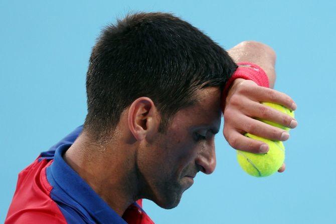 Đoković: Tenis profesionalno igram 20 godina, nikada ovo nisam doživeo u svojoj karijeri