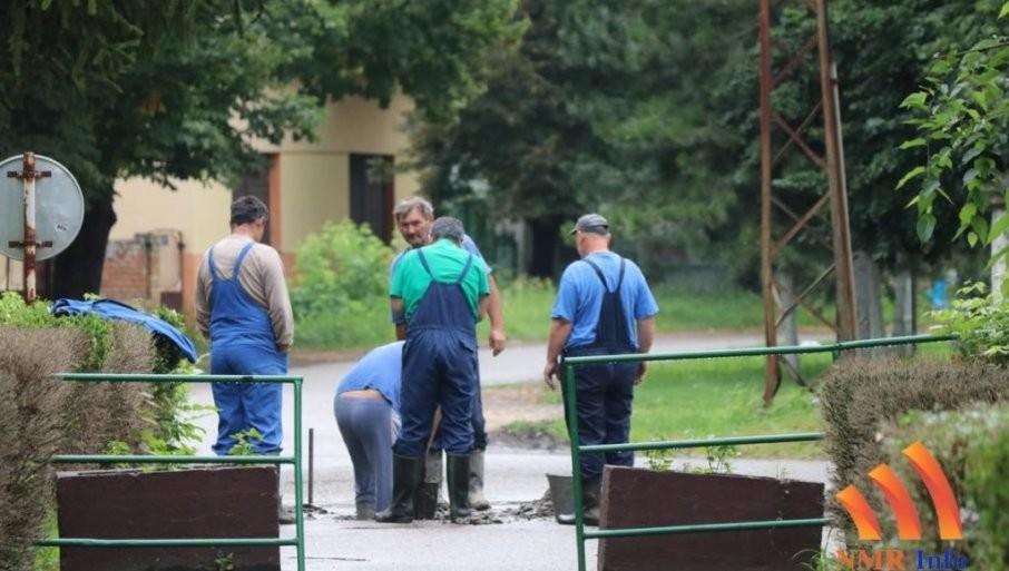 JAŠA TOMIĆ U ČETVRTAK BEZ VODE: Radovina mreži zbog sprečavanja eventualne veće havarije vodovoda