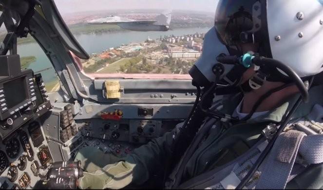 LOŠE VESTI! Pronađen prsluk pilota srušenog MIG-29... ali od vojnika ni traga ni glasa!
