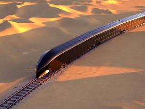 Чека се купац луксузног стакленог воза који ће коштати 350 милиона долара